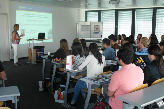 Обучение в Munich Business School. Отзыв Полины . Фото - 4