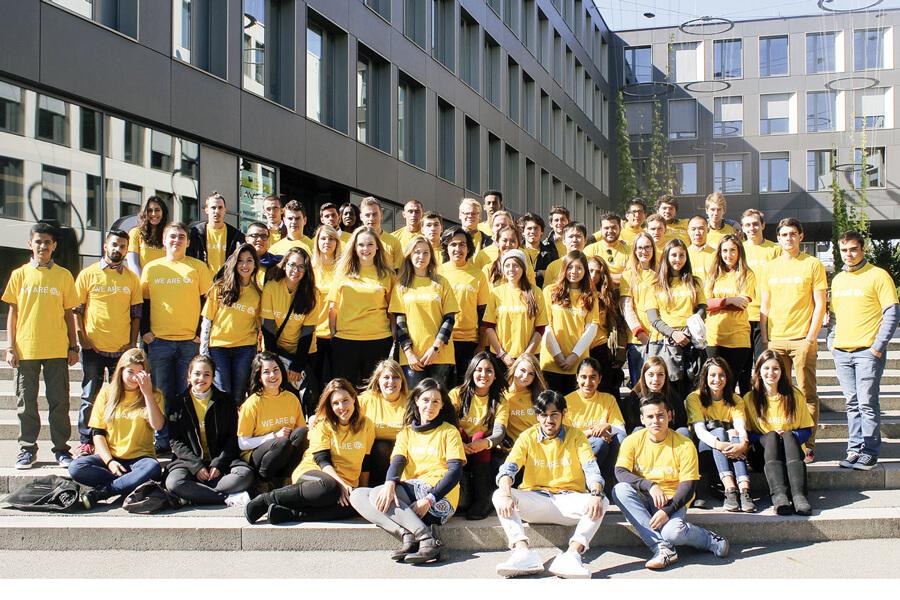 Обучение в Munich Business School. Отзыв Полины . Фото - 5