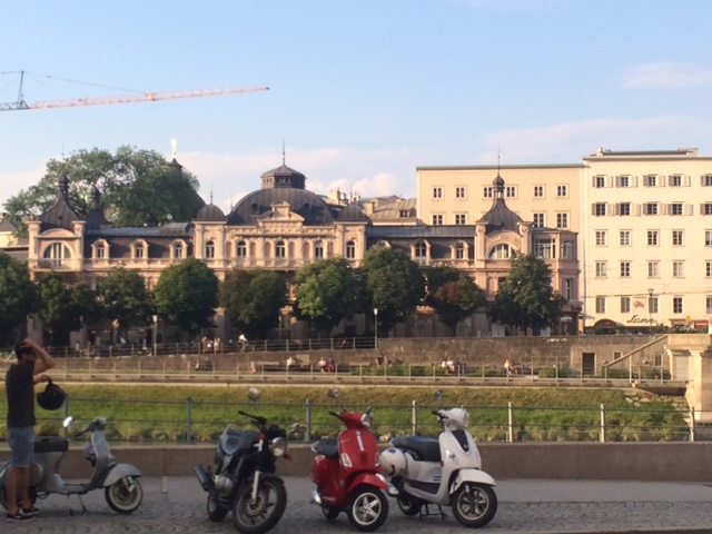 Обучение в AIS-Salzburg. Отзыв Дмитрия Гандзий. Фото - 3