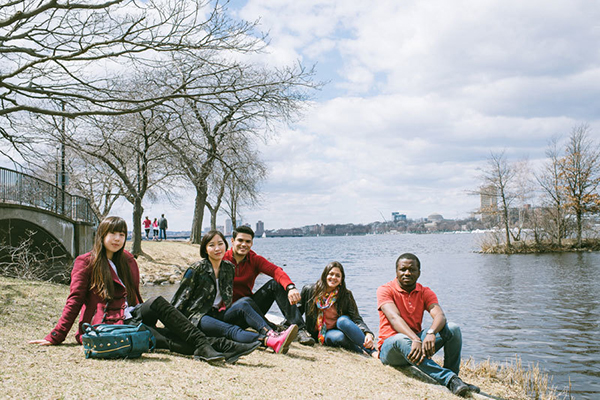 Обучение в Kaplan International College Northeastern University. Отзыв Артура Симоненко. Фото - 3