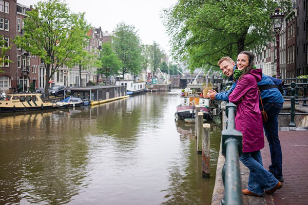 Обучение в University of Amsterdam, программа PPLE (ONCAMPUS). Отзыв Дарьи . Фото - 4