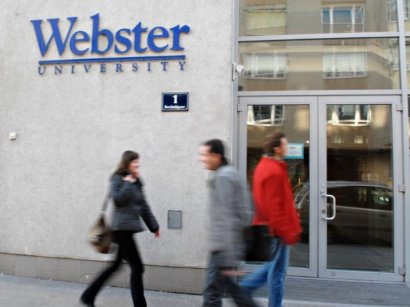 Webster University: Vienna. Фото - 9