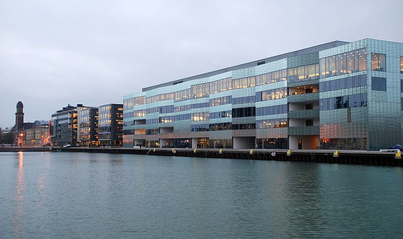Malmö University. Фото - 6