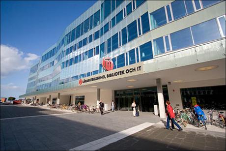 Malmö University. Фото - 7