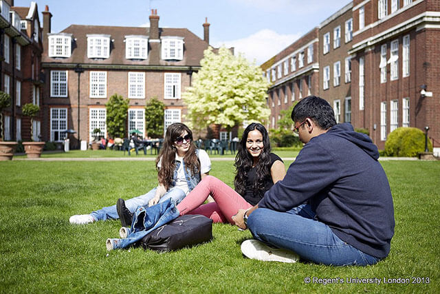 Regent's University London. Фото - 5