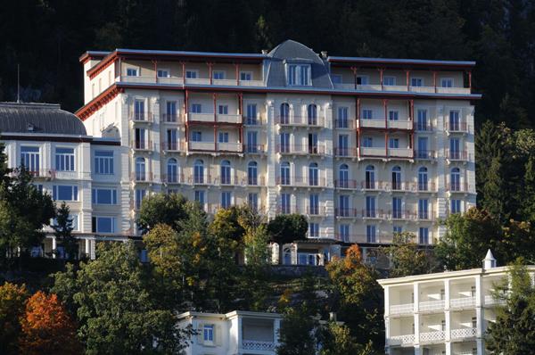 Swiss Hotel Management School. Фото - 3