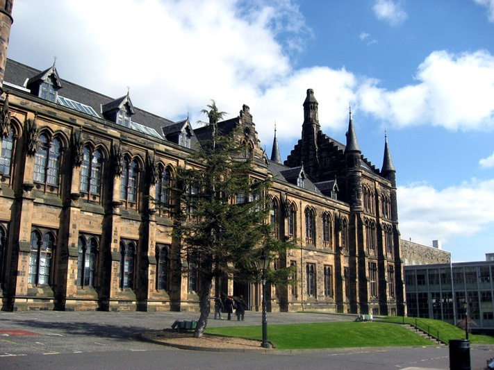 The University of Glasgow. Фото - 6