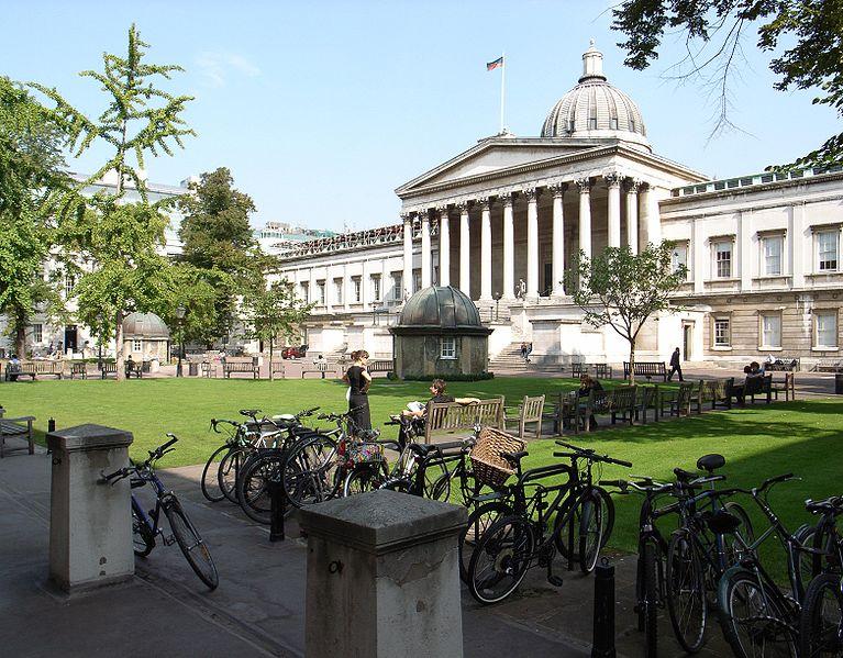 University College London. Фото - 9