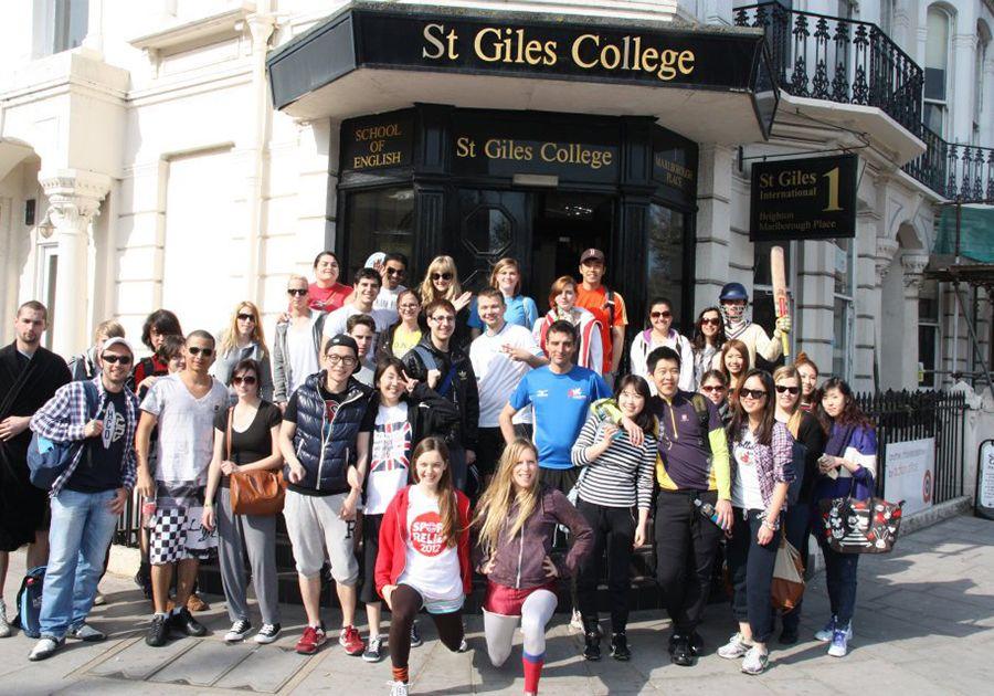 St. Giles International. Фото - 20