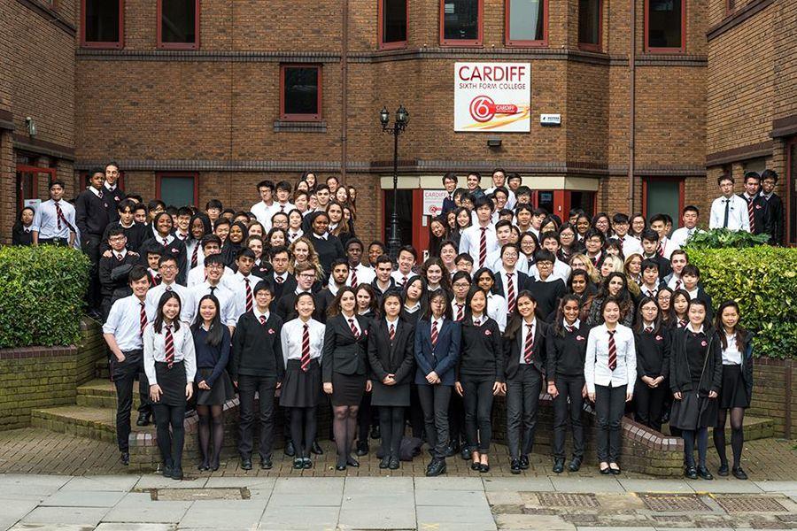Cardiff Sixth Form College. Фото - 5