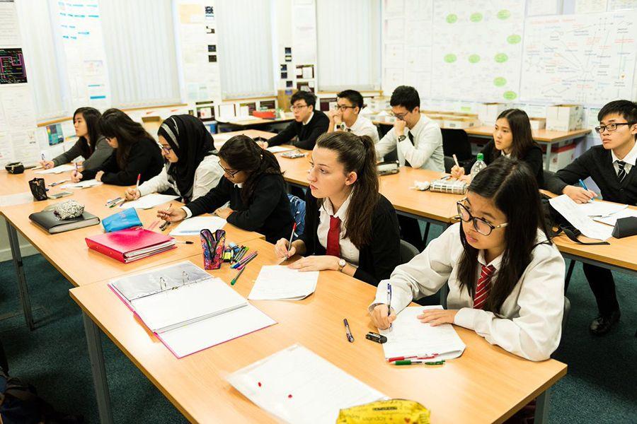 Cardiff Sixth Form College. Фото - 9