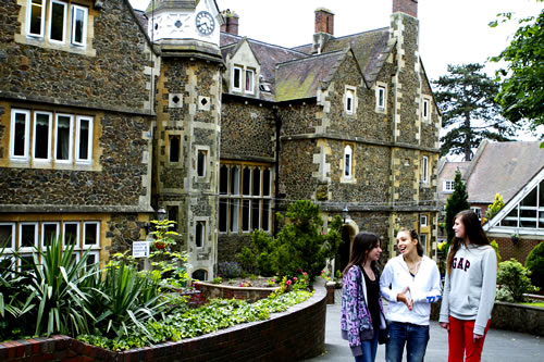 Abbey College, Malvern. Фото - 3
