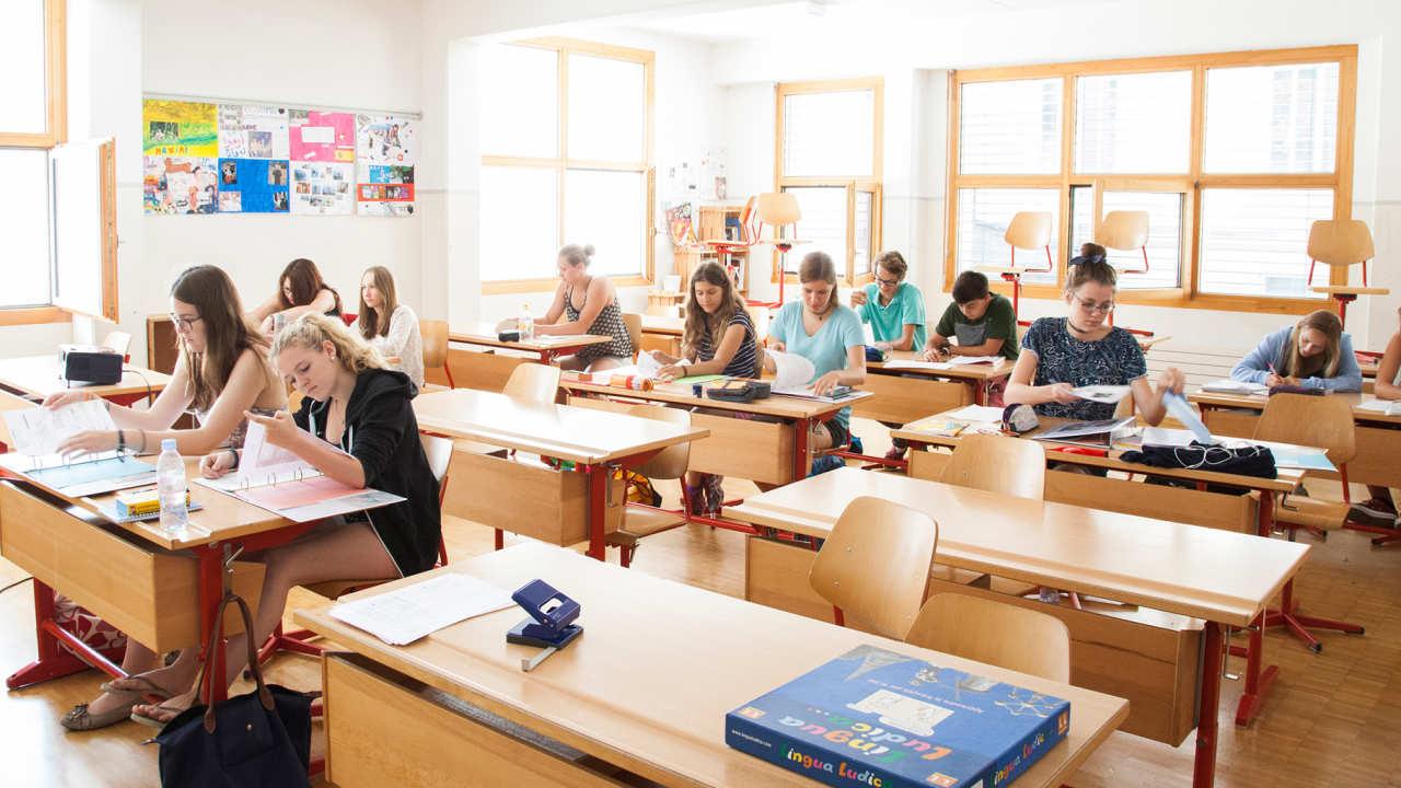 Alpadia Language Schools Montreux. Фото - 13