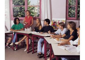 Языковые курсы - Язык обучения: французский            . Фото - 14