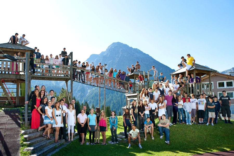 Изучение языка за рубежом, Языковые курсы для детей в Ariana: Arosa: Швейцария. Фото - 8
