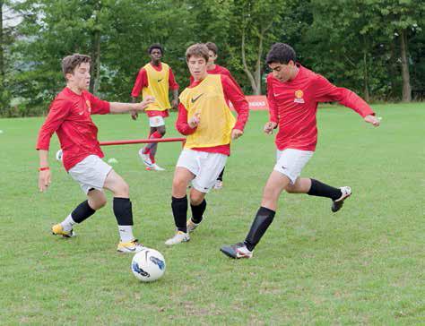 Eurosportscamps: Bradfield College. Фото - 18