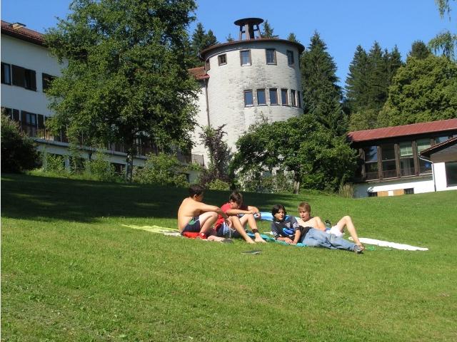 Humboldt-Institut: Lindenberg. Фото - 11