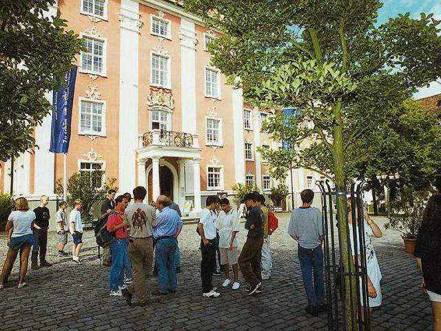 Humboldt-Institut: Meersburg. Фото - 7
