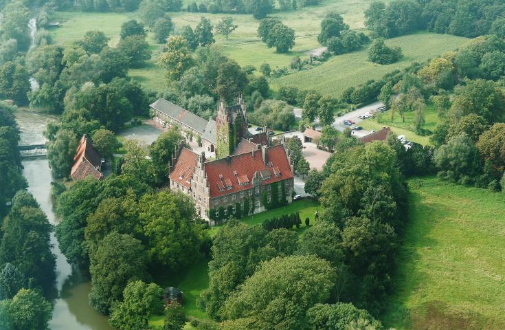 Humboldt-Institut: Schloss Heesen. Фото - 6