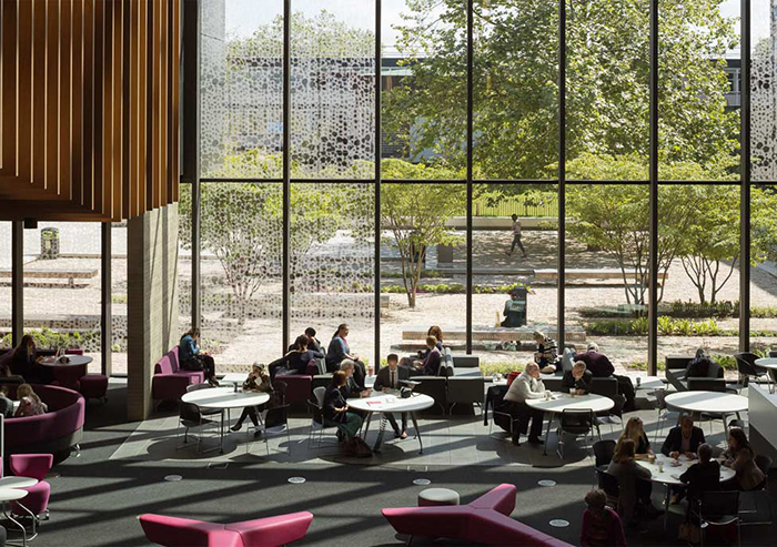 Oxford International, Oxford Brookes University. Фото - 10