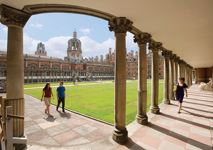Oxford International - Royal Holloway University. Фото - 7