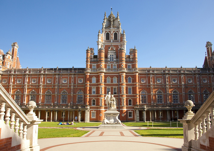 Oxford International - Royal Holloway University. Фото - 4