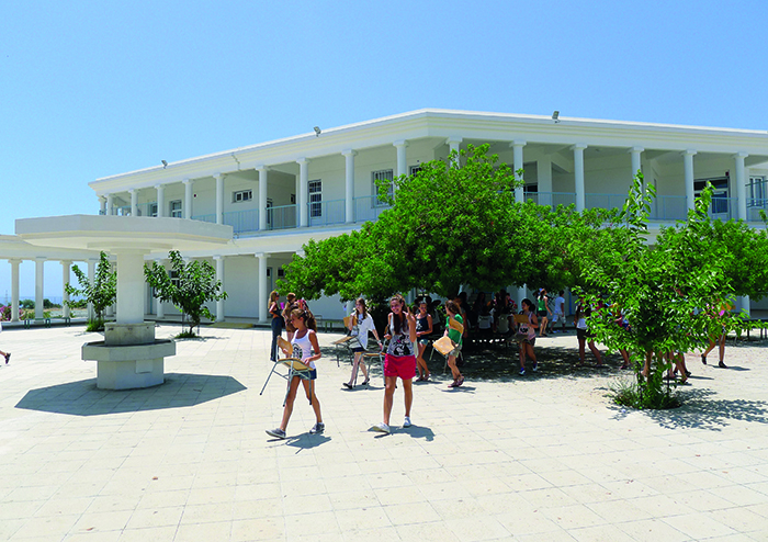 Море, солнце и английский на Кипре. Фото - 9
