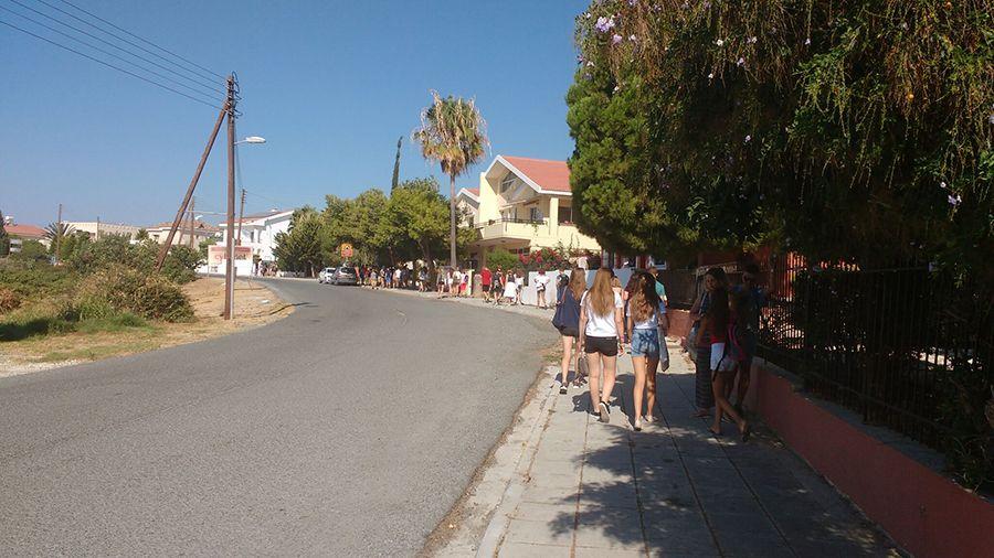 Море, солнце и английский на Кипре. Фото - 11