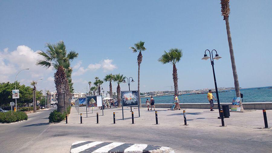 Море, солнце и английский на Кипре. Фото - 15