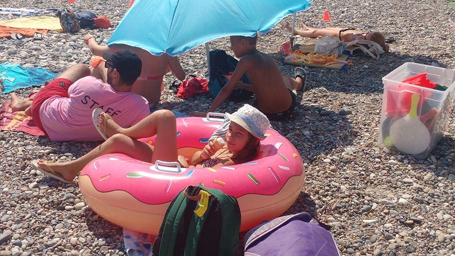 Море, солнце и английский на Кипре. Фото - 17