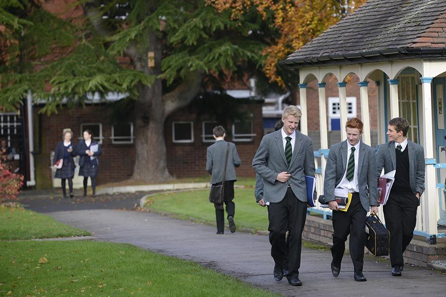 Wrekin College. Фото - 8