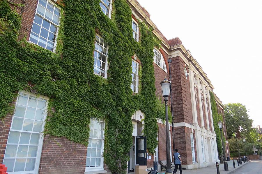 Goldsmith Uni London, Oxford International. Фото - 11