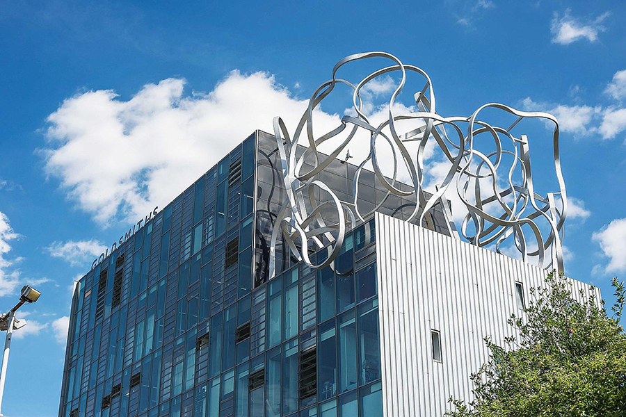 Goldsmith Uni London, Oxford International. Фото - 18