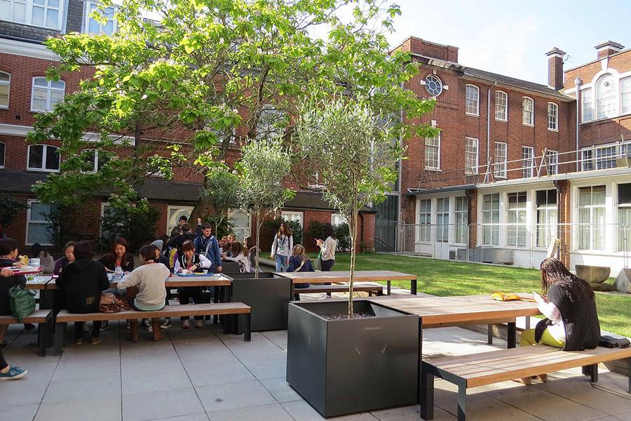 Goldsmith Uni London, Oxford International. Фото - 12