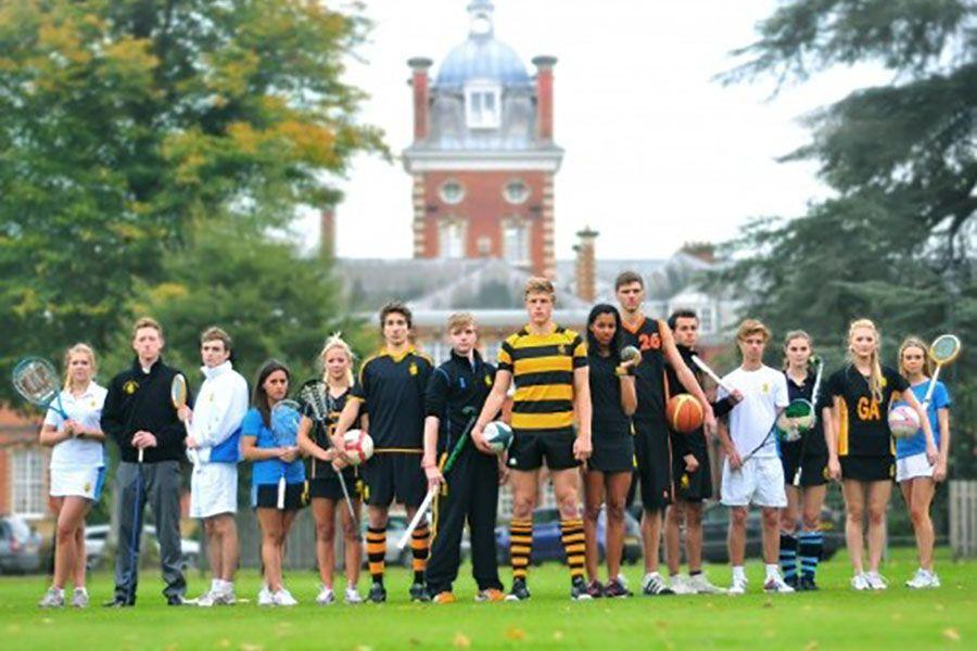Wellington College. Фото - 20