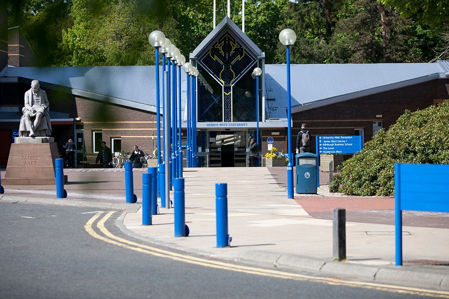 Goldsmith University и Heriot-Watt University. Фото - 23