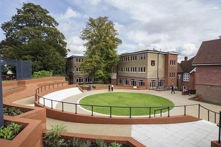 Berkhamsted School. Фото - 20