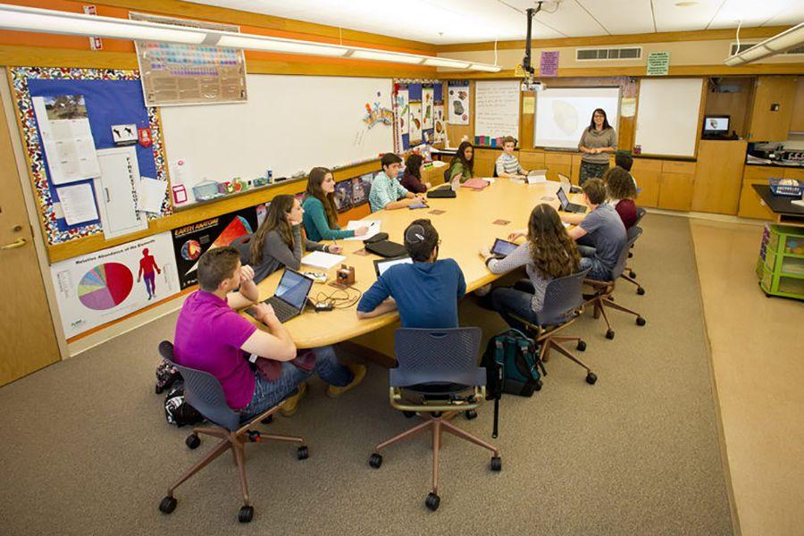 American Hebrew Academy. Фото - 9