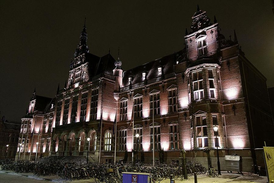 University of Groningen. Фото - 15
