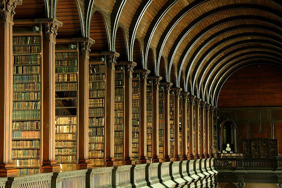 Trinity College Dublin. Фото - 8
