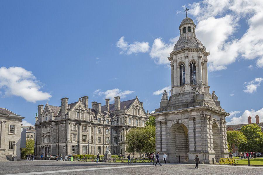 Trinity College Dublin. Фото - 11