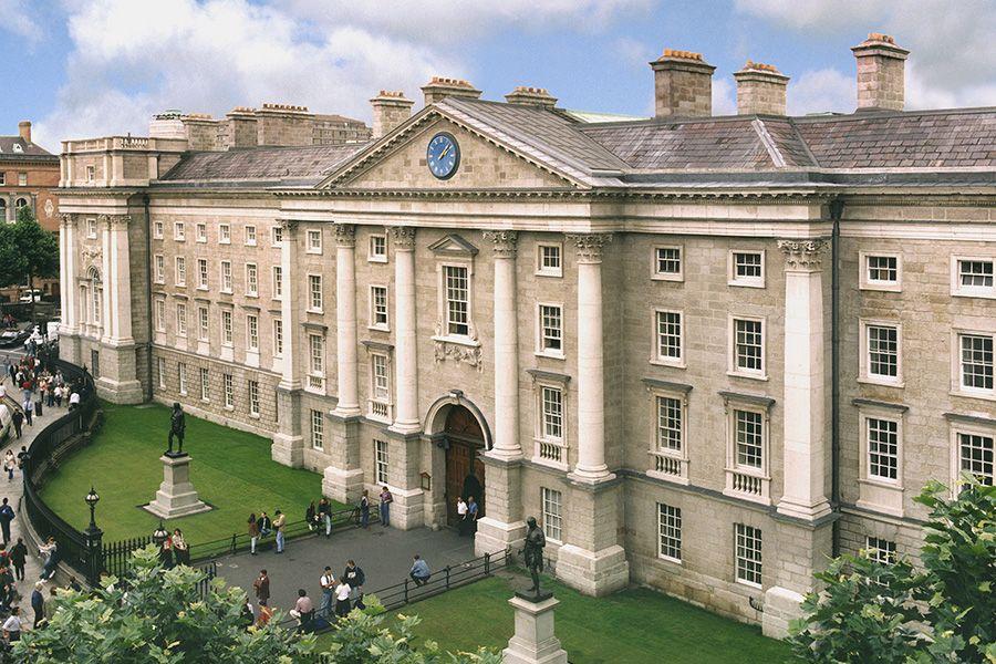 Trinity College Dublin. Фото - 13
