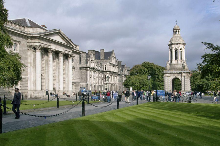 Trinity College Dublin. Фото - 14