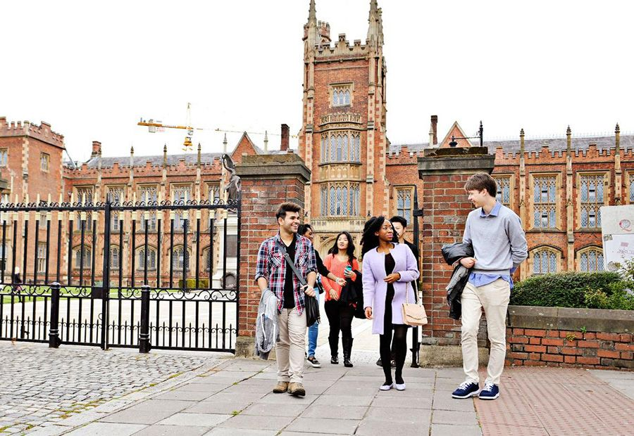 INTO Queen's University Belfast. Фото - 7