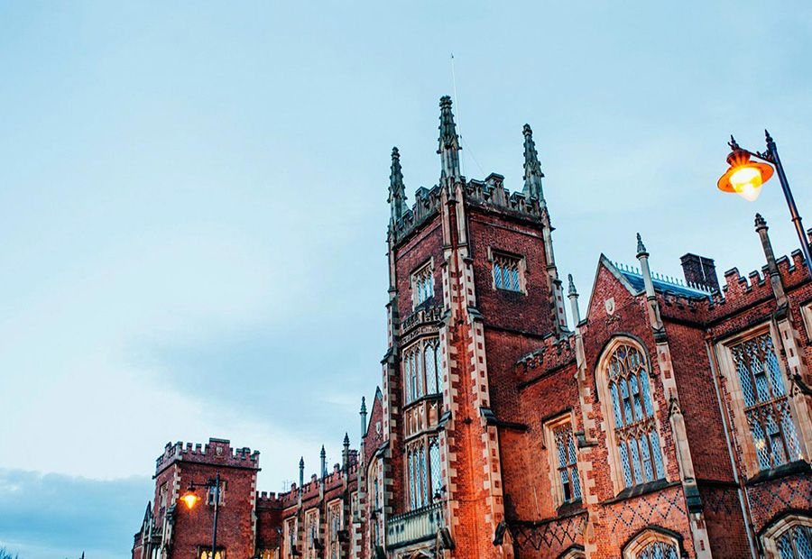 INTO Queen's University Belfast. Фото - 4