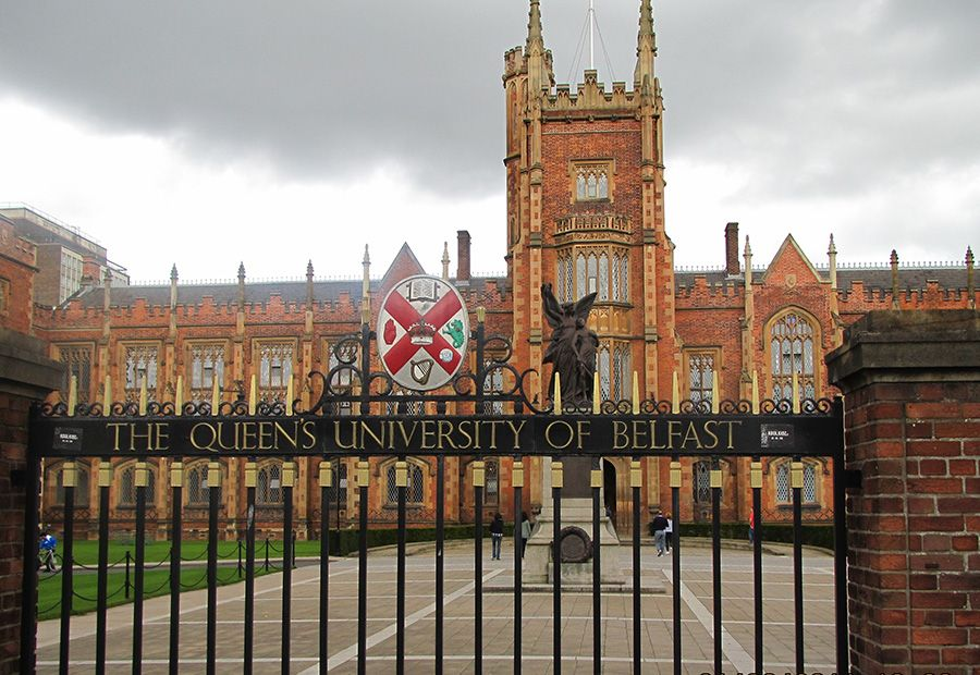 INTO Queen's University Belfast. Фото - 20