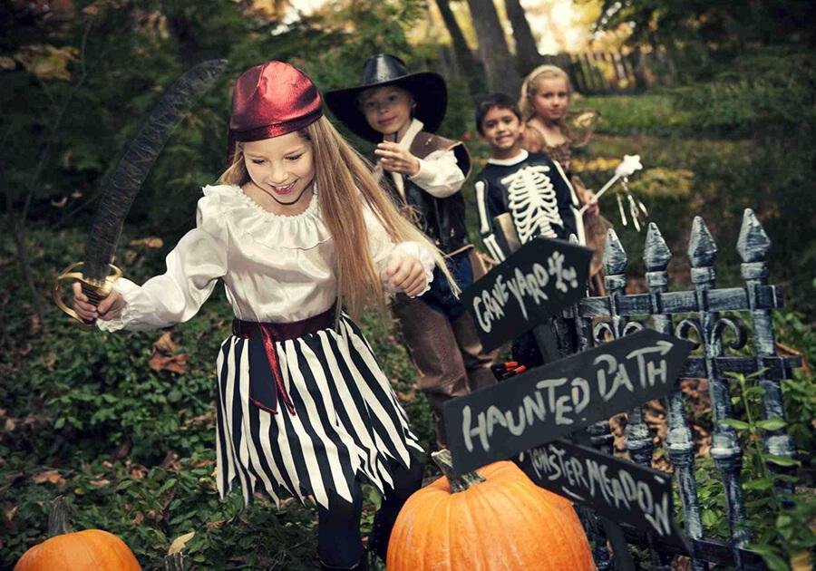 2 недели в традиционной британской семье и празднование Хеллоуина по-английски. Фото - 13