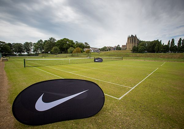 Nike Tennis Camp @ Lancing College . Фото - 13