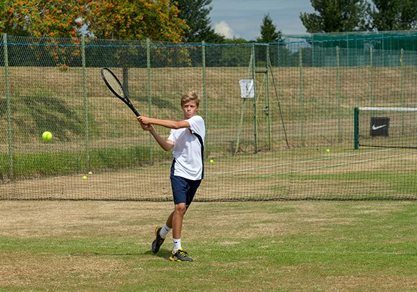 Nike Tennis Camp @ Lancing College . Фото - 4