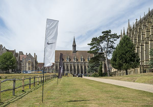 Nike Tennis Camp @ Lancing College . Фото - 8